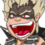 Junkrat's Evil Laugh by Tokeshiro