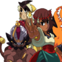 Indivisible!! fanart stuff by ARandomLake