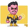 Thaal Sinestro by ionrayner