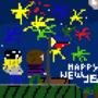 Happy New Year Folks! by demon1000