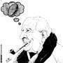J.R.R Tolkien by Siddharth27