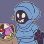 Eggthief by Domobot