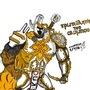 Champion of Olympus 2 by StevieHarrisonIII