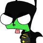 BatGir by BarryTheBigbearBrown