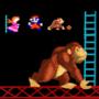 NewRes Original Donkey Kong by darksskull