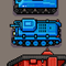 pixel war vehicles
