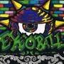 EyeBall Grafitti Logo by ArtByEyeBall