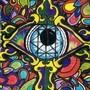 Psychedelic Eyeball by ArtByEyeBall