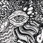 Zentangle Eyeball by ArtByEyeBall
