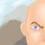 angery bald guy dude by joshboy101