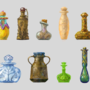 Potion designs redux by headtoon