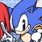True Blue Sonic Speed