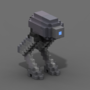 Lil' Voxel Bot 2 by StormHughes