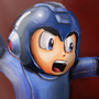 Mega Man 2 by ShaquilleSaddler
