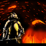 Knight by Stellarian