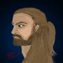 Bearded Man by brennandownhill