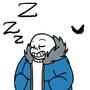 Very sleepy. Very smol. by Steot