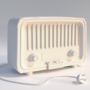 Vintage Radio by DoloresC