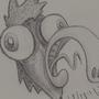 Daymare #10: KooKoo Bird by CourageousCosmic
