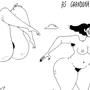 fat lady by golfinho