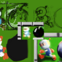 Bomberman WIP by PlayStationPortable