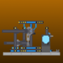 Fabrication Station Pixel Scene by StormHughes