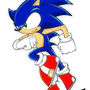 Sonic the Hedgehog by Johnny by Somecallmejohnny