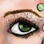 Pretty Eye by Spags