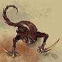 Crawler Creature by Darkwyrm