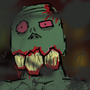 A Zombie for Thee by ElectroPopScott