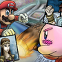 First Brawl by Omegaro