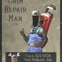 The Grim Repair Man by Doomsberry