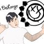 Tom DeLonge BG by Firefly94