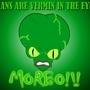 MORBO!!! by David3000