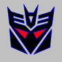 Decepticon logo by trippyhippo