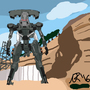 Sahelanthropus by redonion