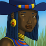 Cowgirl Hathor by BrandonP