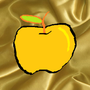 The Apple VII: The Golden Apple by SuperUltraAusterity