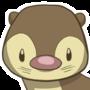 Otter Logo by Shmousey