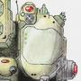 Metal Gear's TX-55 new resolution by HailtotheFun