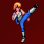 Double Dragon Billy - New Resolution by AmazingCrumpet