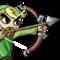 404 -Legend of Zelda Fan art-