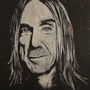 Iggy Pop by TuxedoCatCartoons