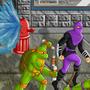 Jan16DWJCOTM Teenage Mutant Ninja Turtles by WhateverRSD