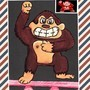 The New Resolution of Donkey Kong by Phinox22