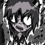 Zombie girl by RUFFLZ