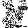 Jake-small town horrors by RUFFLZ