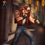 Terry Bogard Remake (The King Of Fighters '96) by GabrielPadovani