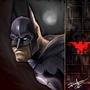 Batman by D-Favre