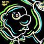 Neon Man by Tuhetoka02